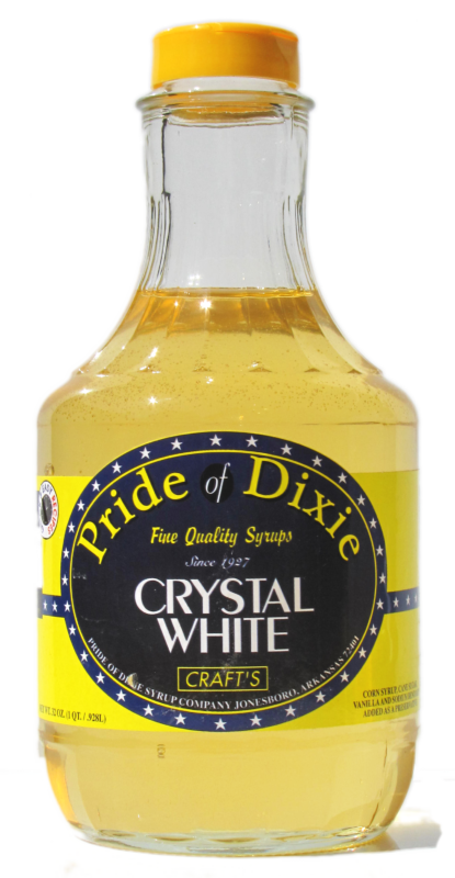 Crystal White Syrup