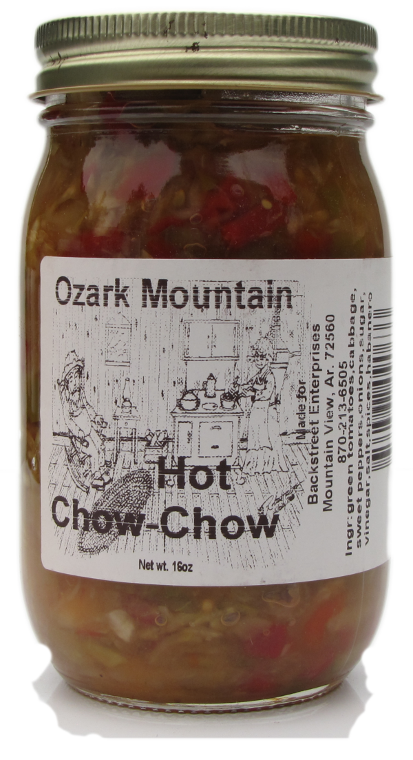 Hot Chow Chow