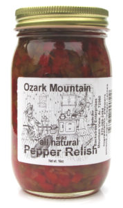 Pepper Relish Mild
